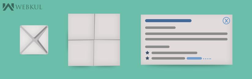 Joomla Paper Fold Modal Box