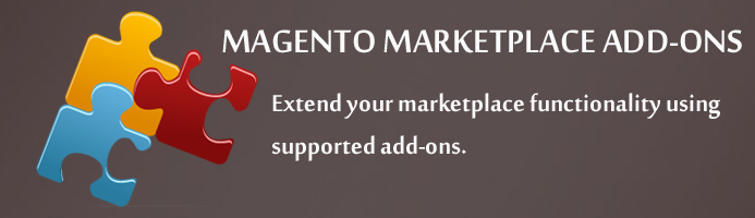 Magento marketplace add-ons banner