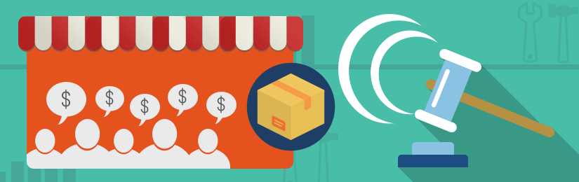 Magento Marketplace Seller Auction