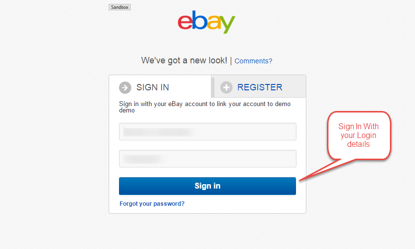 installation of Ebay to Magento connector