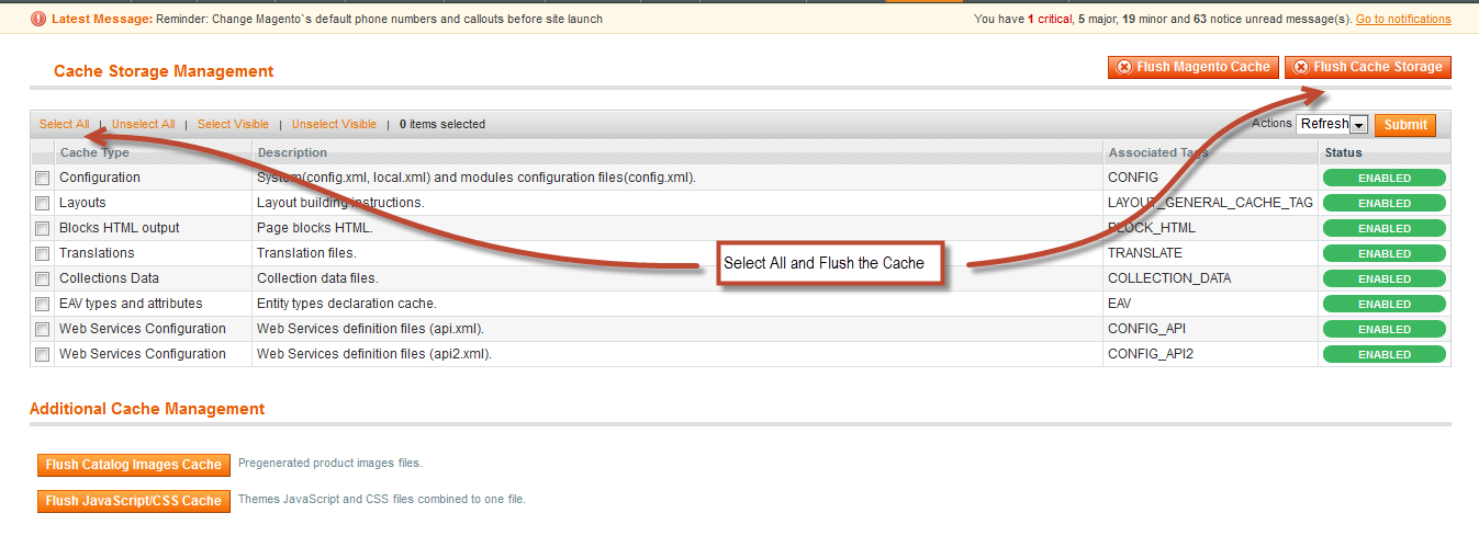 And Now Your Magento Geolocation Currency Converter Module Has Been Installed