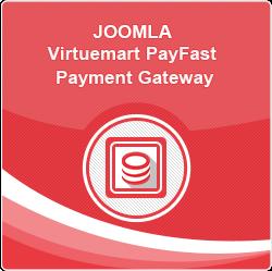 Joomla Virtuemart Payfast Payment Gateway