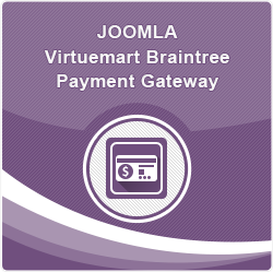 Virtuemart-Braintree-Payment-Gateway