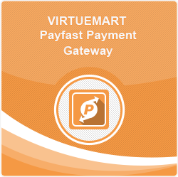 Payfast payment Gateway for Virtuemart