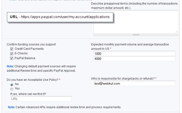 Joomla Marketplace Paypal Adaptive Payment