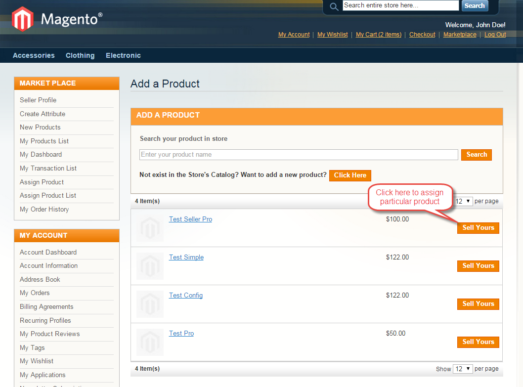 Implementing multi vendor magento site  Need help