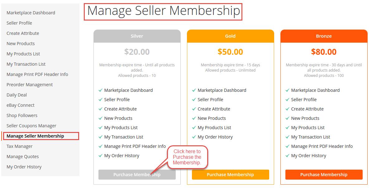 Manage-Seller-Membership-Tab