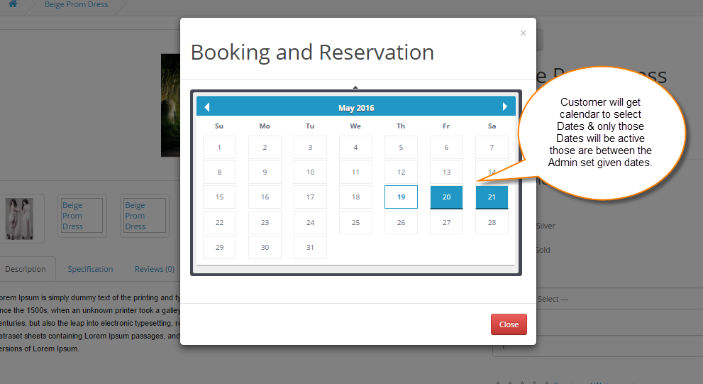 Many Bookings For One Day