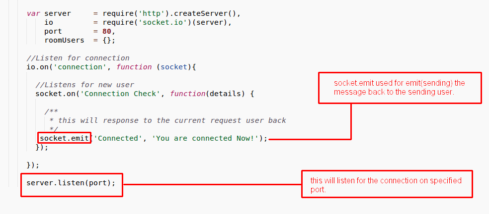 How To Use Socket Io Programming With Opencart-Part2 - Webkul Blog