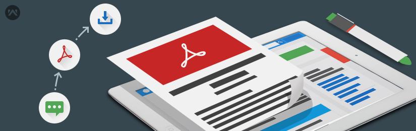 WordPress Blog To PDF