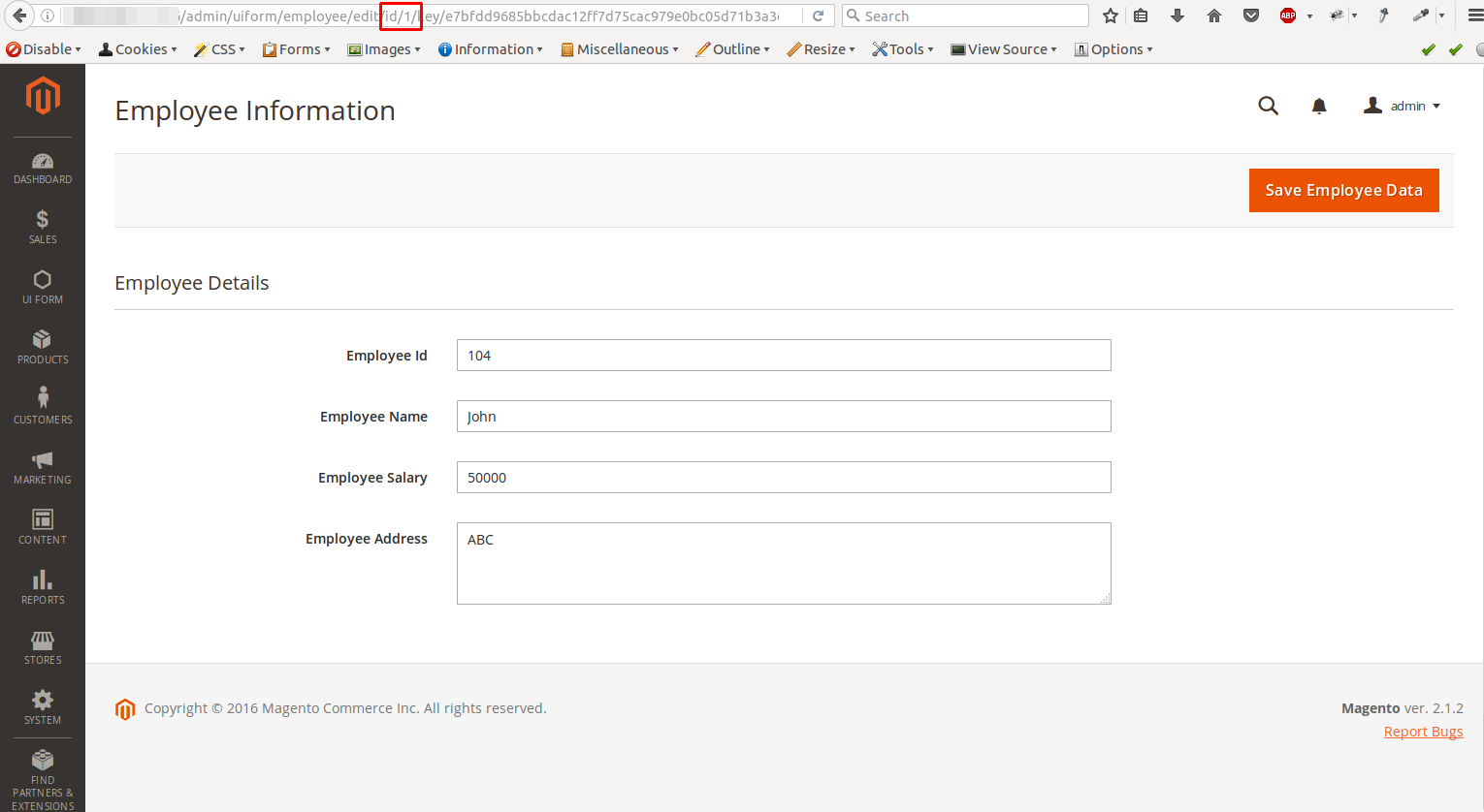 Create Ui Form using Ui Component in Magento2 - Part 2