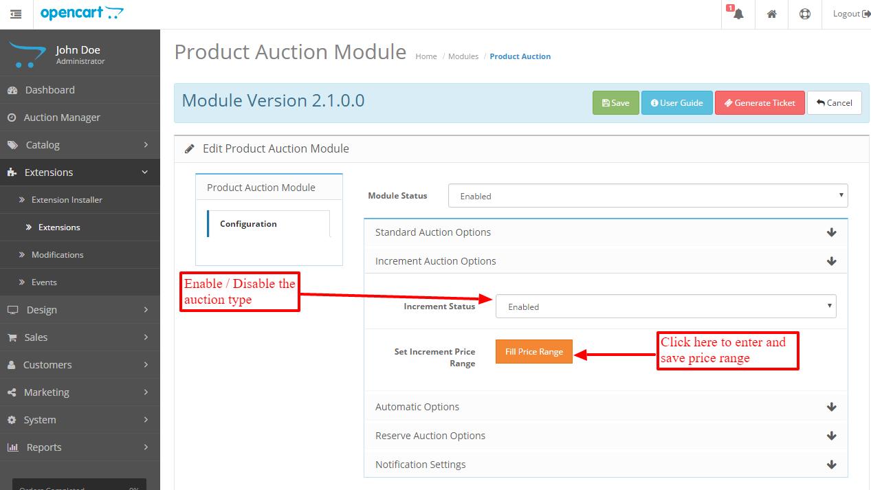 incremental-auction