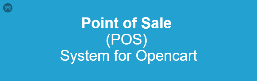 Point Of Sale (POS) System For Opencart