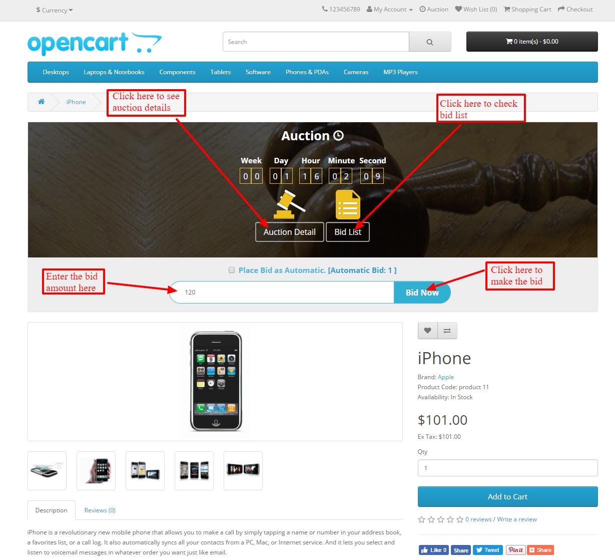 iphone-auction