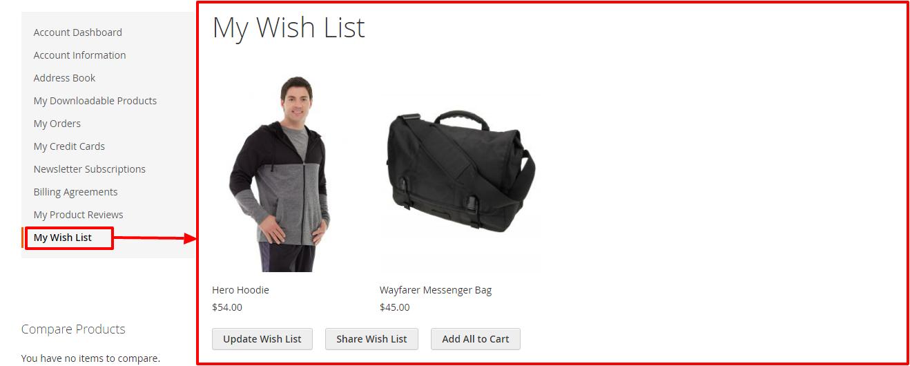my-wish-list