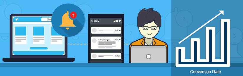Engross Your Customer Via Web Push Notification