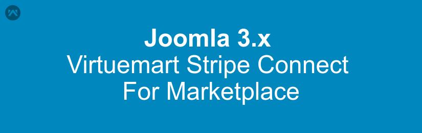 Joomla Virtuemart Stripe Connect For Marketplace