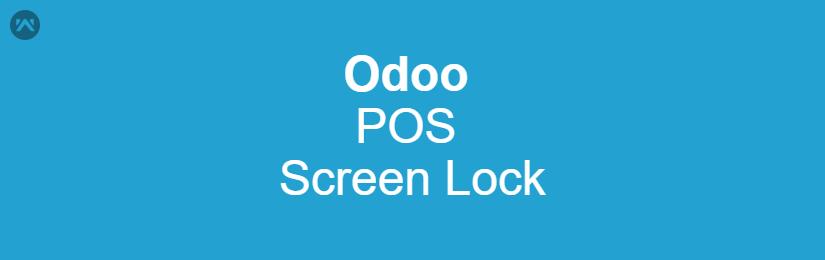 Odoo POS Screen Lock