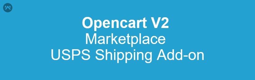 Opencart Marketplace USPS Shipping Version2