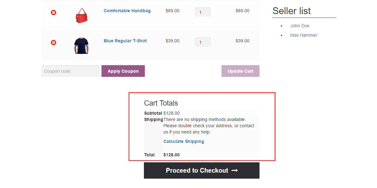 WordPress WooCommerce Marketplace Table Rate Shipping