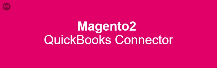 Magento2 QuickBooks Connector
