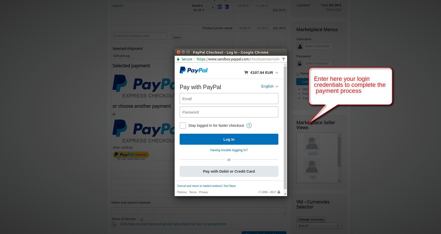 PayPal _Express_Checkout