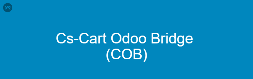 CS-Cart Odoo Bridge