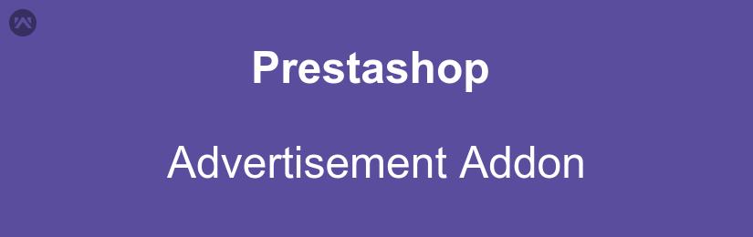 Prestashop Advertisement Addon