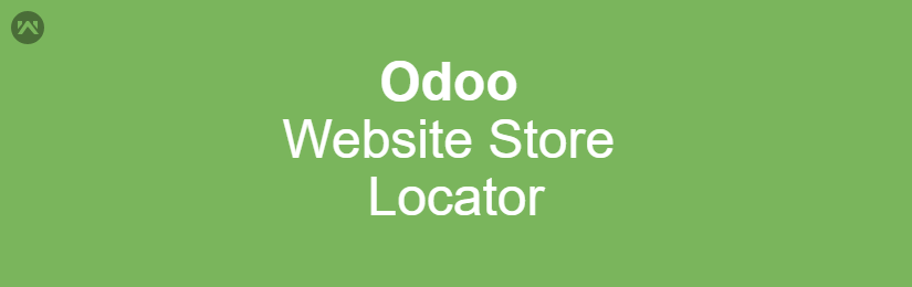 Odoo Website Store Locator