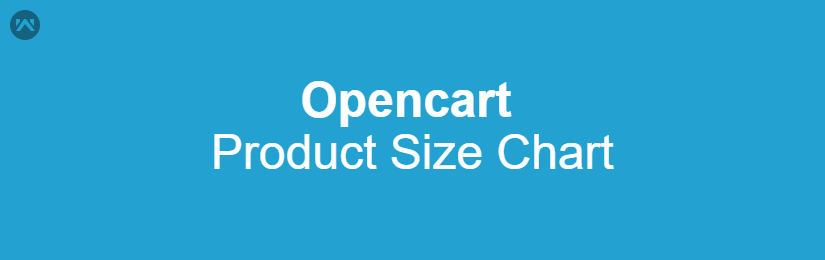 Opencart Product Size Chart
