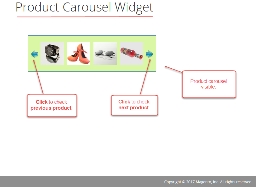 Product-Carousal