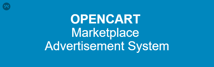 Opencart Marketplace Advertisement System