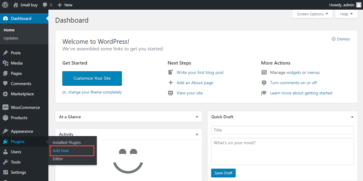 WordPress WooCommerce Marketplace Mass Upload