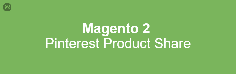 Magento 2 Pinterest Product Share