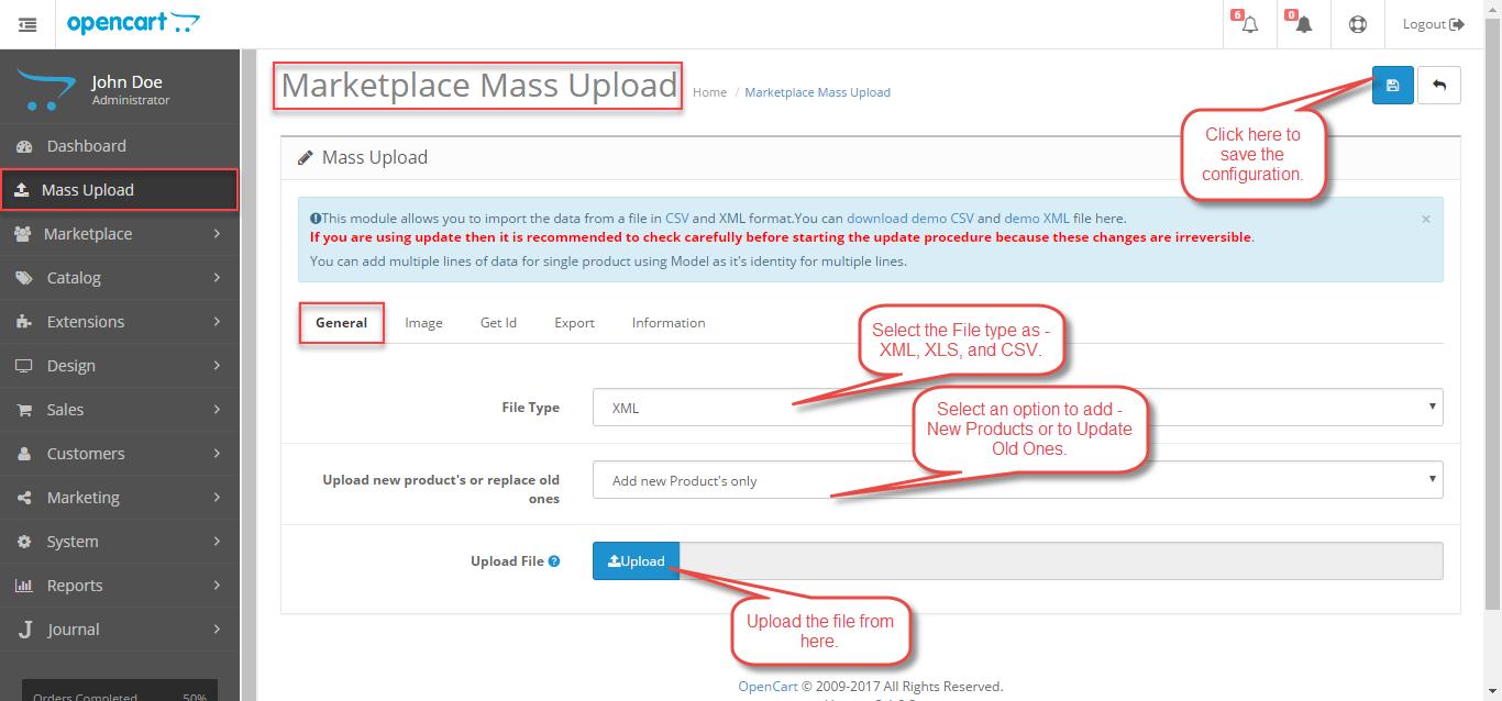 Massupload_Add-Option