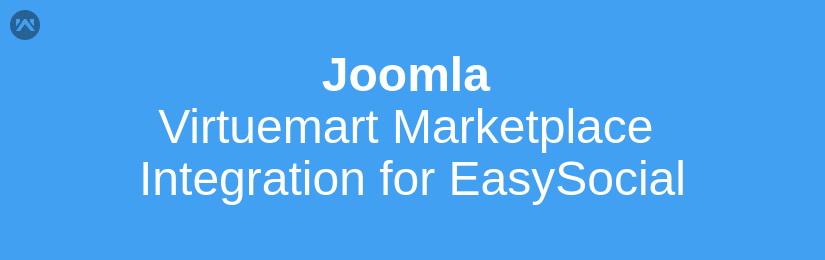Joomla Virtuemart Marketplace integration for EasySocial