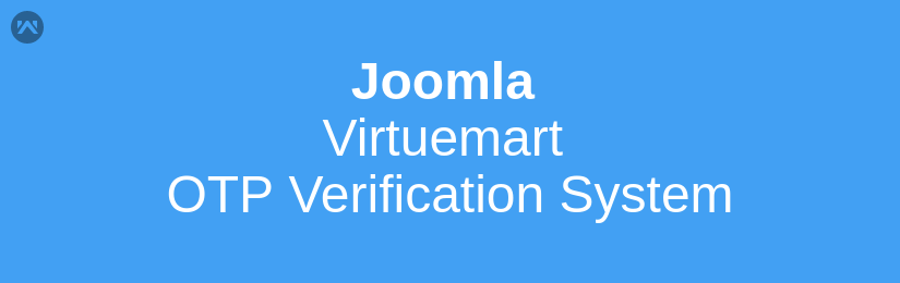 Joomla Virtuemart OTP Verification System