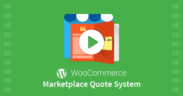WordPress WooCommerce Marketplace Quote System Plugin 5