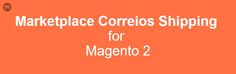 Marketplace Correios Shipping For Magento 2