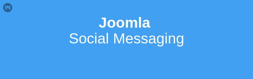 Joomla Social Messaging