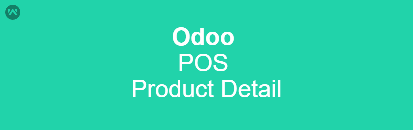Odoo POS Product Detail