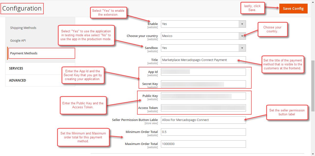 Admin-Configuration-Mercadopago