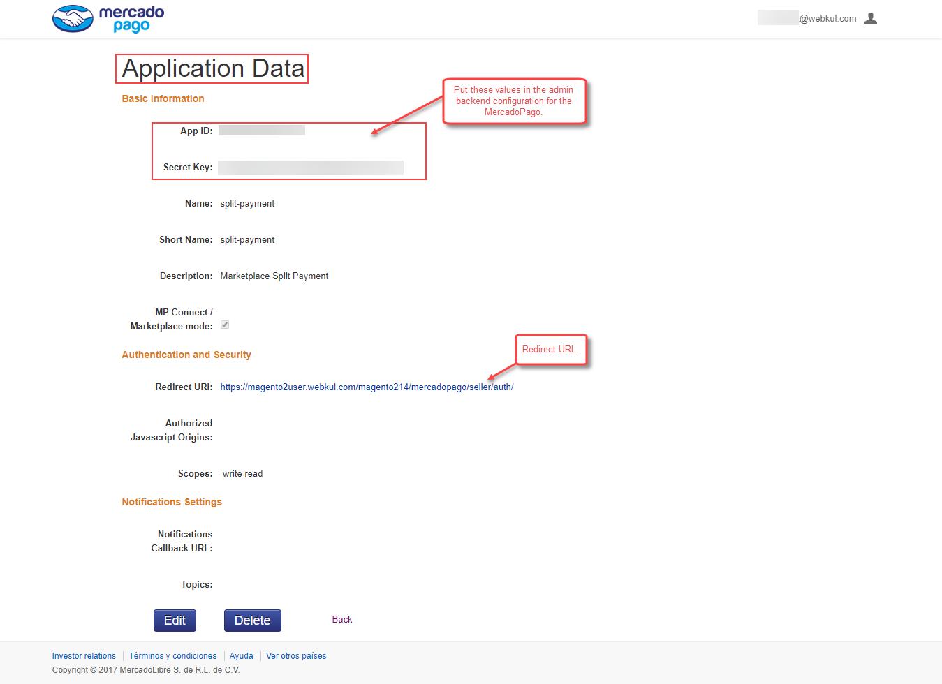 App-Data-Mercadopago