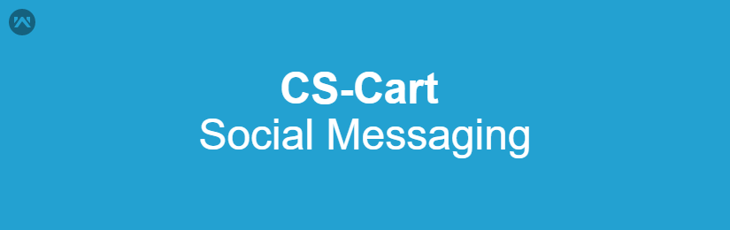 CS-Cart Social Messaging