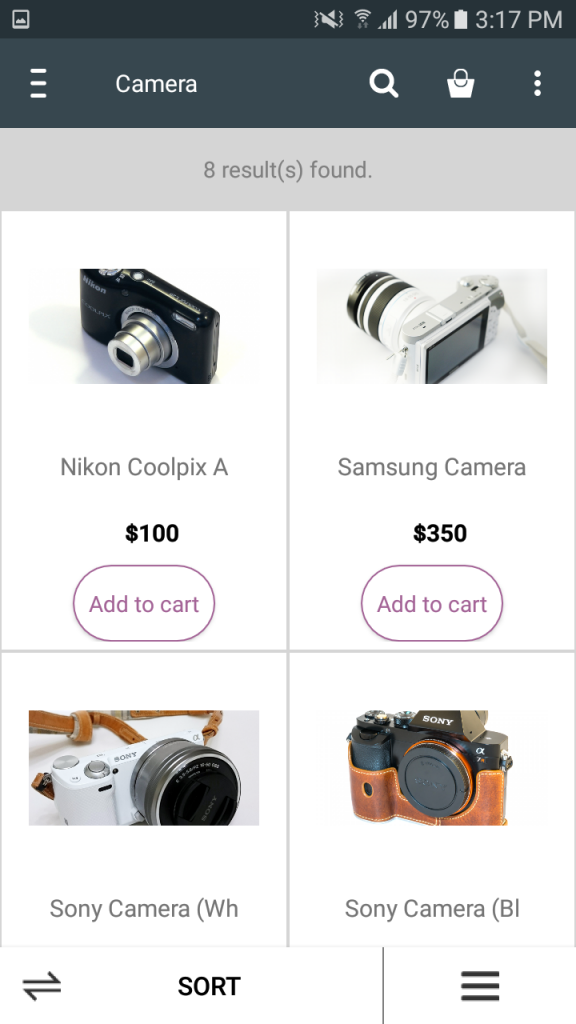 category product