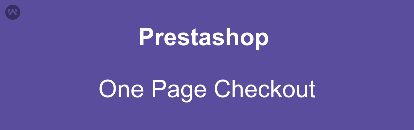 Prestashop One Page Checkout