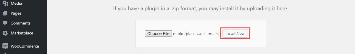 WordPress WooCommerce Marketplace Product RMA