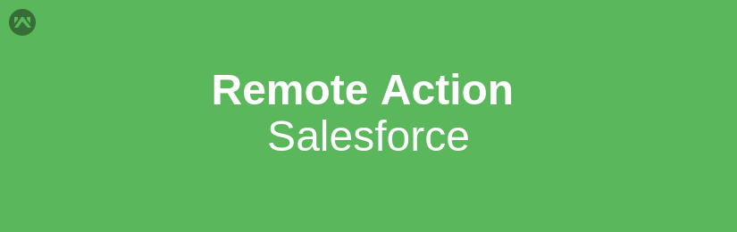 Remote Action function in Visualforce Page
