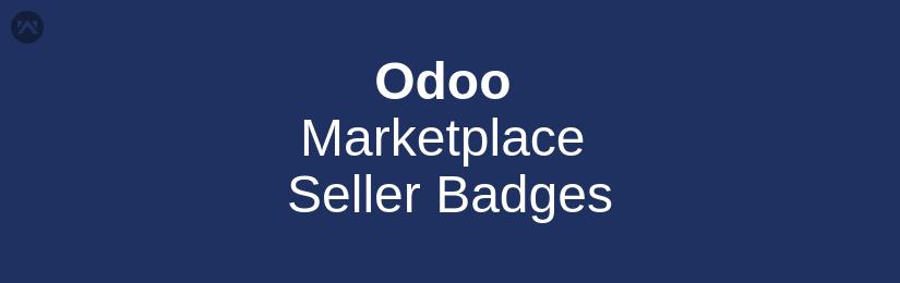 Odoo Marketplace Seller Badges