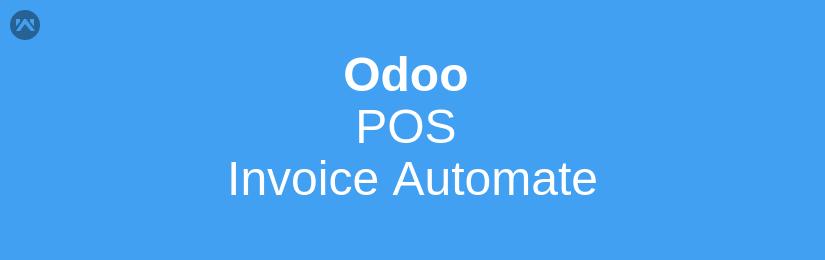 Odoo POS Invoice Automate